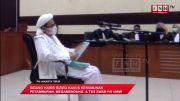 Di Luar Dugaan, Habib Rizieq Tolak Sidang Diskors Hakim yang Ingin Salat Tarawih