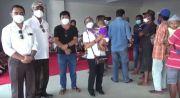 21 KK Korban Bencana NTT yang Masih Menetap di Pengungsian Dapat Bantuan Gerkindo