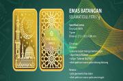 Antam Hadirkan Emas Edisi Lebaran untuk Salam Tempel