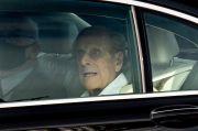 Pangeran Philip Berwasiat Ingin Meninggal di Rumah dengan Tenang