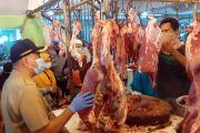 Harga Telur dan Daging Sapi Merangkak Naik di Tangerang Jelang Puasa