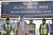 Penamaan Tol Mohamed bin Zayed agar Dilirik Duit Timur Tengah