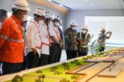 Opung Luhut Bakal Pantengin Pembangunan Stasiun Tambahan Kereta Cepat