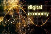 Jokowi Proyeksikan Sumbangan Industri Digital Ke PDB Capai USD133 Miliar