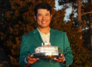 Sejarah Besar Hideki Matsuyama Pegolf Jepang Pertama Juara Master