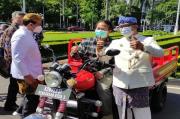 Keren, Itenas Bandung Pamer Inovasi Konversi Kendaraan Listrik Roda Tiga