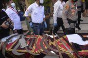 Bikin Ngilu, Ini Penampakan Senjata yang Dipakai Tawuran Dua Geng di Cirebon