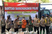 Gempa Mengguncang Malang dan Lumajang, Brimob Jatim Salurkan Bantuan dan Pasukan