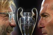 Fakta Menarik Liverpool vs Real Madrid