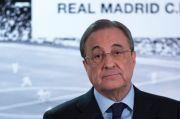 Terpilih Lagi Jadi Presiden Madrid, Florentino Perez Bidik Mbappe dan Haaland
