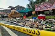 Operasi Pekat Jaya di Kota Tangerang Miras, Narkotika, dan Prostitusi Masih Marak