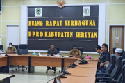 Bahas LKPJ, DPRD Seruyan Bentuk Panitia Khusus