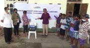 9 Hari Listrik Padam Akibat Badai Seroja, MNC Peduli Hadir Beri Bantuan Genset