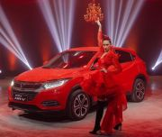 Danella sang Matador New Honda HR-V Bawa Pulang Mobil Gratis