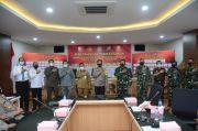 Penandatanganan Pakta Integritas Polda Kepri Menuju WBK dan WBBM