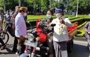 Keren, Itenas Bandung Pamerkan Inovasi Konversi Kendaraan Listrik Roda Tiga