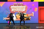 Puncak Program Customer Reward, Pos Indonesia Bagikan Mobil untuk Pelanggan