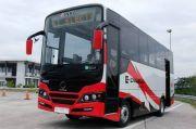 INKA Pamer Bus Listrik E-Inobus di Pameran Kelas Dunia