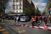 Aksi Penembakan di Luar Rumah Sakit Paris Tewaskan Satu Orang