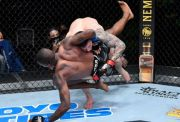 Diwarnai Rekor UFC 11 Bantingan, Marvin Vettori Bekuk Kevin Holland