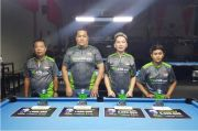 Atlet Rudi Ateng dari Jakarta Juara Turnamen Biliar Carom di Semarang
