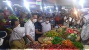 Pantau Pasar di Bandung, Mendag Pastikan Sembako Aman dan Stabil