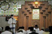 Salat Tarawih Perdana, Ridwan Kamil: Titip, Takjil Tetap Ada, Bantu...