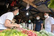 Hari Pertama Puasa, Ridwan Kamil dan Mendag Cek Harga di Pasar Kosambi Bandung