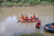 Remaja Sukoharjo Dikabarkan Tenggelam di DAS Bengawan Solo