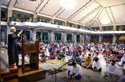 Sudirman Sulaiman Imbau Jamaah Taat Protokol Kesehatan saat Tarawih Berjaah