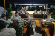 Awali Ramadhan, TNI-Polri dan Masyarakat di Batu Bara Sahur Bareng