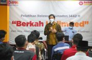 PPPA Daarul Quran Bekali Relawan Ramadhan dengan Pelatihan