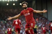 Jelang Liverpool vs Real Madrid, Salah Pantang Menyerah