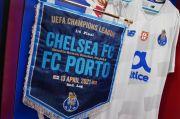 Susunan Pemain Chelsea vs FC Porto: Kante Starter