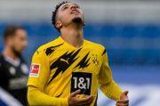Jelang Borussia Dortmund vs Man City Jadon Sancho Batal Reuni
