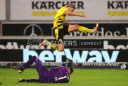 Tertinggal 1-2 dari Man City, Erling Haaland Jadi Asa Dortmund untuk Balik Keadaan