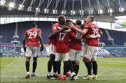 Manchester United Punya Tradisi Bagus Usai Menangi Leg Pertama Liga Europa