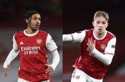Aubameyang Abu-Abu, Saka dan Rowe Siap Tampil Lawan Slavia Praha