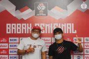 Semifinal Piala Menpora 2021: Persija Evaluasi Pertemuan Pertama
