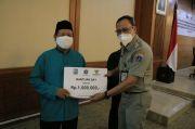 Baznas Bazis Berikan Penghargaan Bagi Kelurahan dan Kecamatan Pencapaian ZIS Terbanyak