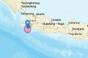 Gempa Guncang Selatan Banten, Kekuatannya Capai M 5,1