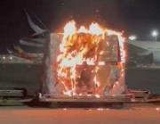 Meledak di Kargo Pesawat, Garuda Indonesia Stop Pengiriman HP Vivo