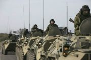 Tentara Rusia di Dekat Ukraina Siap Perang Besar-besaran
