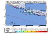 Gempa Bermagnitrudo 4,9 Getarkan Pelabuhan Ratu, Tak Ada Laporan Kerusakan