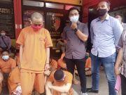 2 Jambret Sadis di Kota Bandung Akhirnya Dibekuk Usai Beraksi Puluhan Kali