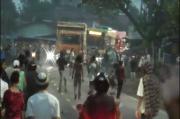 Medan Gempar, 2 Kelompok Remaja Saling Lempar Petasan Lalu Tawuran