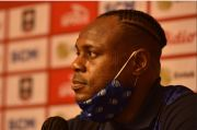 Semifinal Piala Menpora 2021: Igbonefo Ogah Kecolongan Lawan PS Sleman