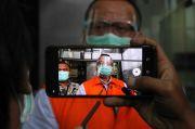 Didakwa Terima Suap Rp25,7 Miliar, Edhy Prabowo Tak Ajukan Keberatan