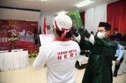 34 Napi Teroris di Lapas Gunug Sindur Ucap Ikrar Setia ke NKRI
