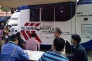 Ditlantas Polda Metro Sediakan 5 Gerai SIM Keliling di Jakarta